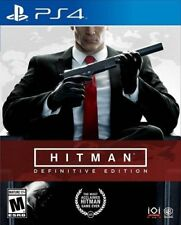 Hitman Definitive (Sony PlayStation 4, 2016)