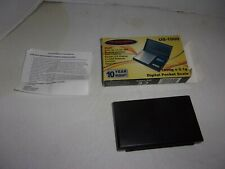 US Balance Digital Pocket Weigh Scale 1000g x 0.1 Gram Ounce Troy Dwt US-1000