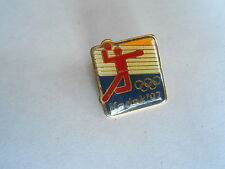 Cool Vintage 1992 Olympic Volleyball Games Kodak Sponsor Advertising Pin Pinback