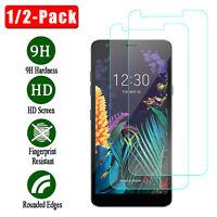 For LG Aristo 4+/ Tribute Royal/ Prime 2 Premium Tempered Glass Screen Protector