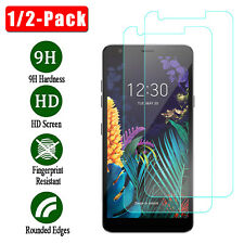 For LG Journey LTE (L322DL) HD Premium Clear Tempered Glass Screen Protector US