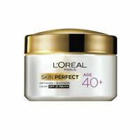 L'Oreal Paris Age 40+ Skin Perfect Cream SPF 21 PA+++ 50g Anti Ageing +Whitening