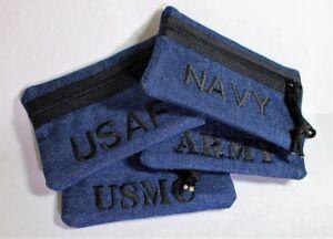 Every Day Carry Denim Pocket Organizer - USA Hand Made - Free Shipping