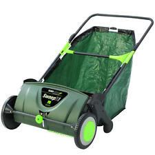 "Yard Wise Sweep It! (21"") Walk Behind Lawn Sweeper"