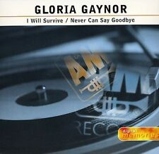 I Will Survive [Polydor Single] [Single] [Digipak] by Gloria Gaynor (CD, Oct-199