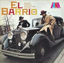 El Barrio: Gangsters, Latin Soul & the Birth of Salsa [Digipak] TITO RAMOS TNT