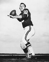 1961 Minnesota Vikings FRAN TARKENTON Glossy 8x10 Rookie Photo NFL Football RC