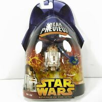 Hasbro Star Wars Revenge Of The Sith Action Figure Sneak Preview R4-G9 4 of 4