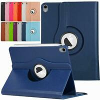 2018 Leather Case Rotates 360 Magnetic Smart Cover Stand For Apple iPad Pro 11""