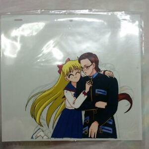 Sailor Moon Sailor Stars Cels Mina Aino Taiki Kou Naoko Takeuchi Japan Anime