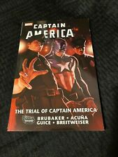 Marvel - THE TRIAL OF CAPTAIN AMERICA - Brand New - Never Read