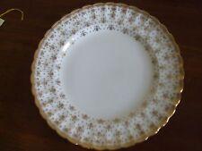 Spode Fleur de Lys Gold Dinner Plate Y8063-I or J Made in England