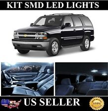 24 PCS 00-06 For Chevy Tahoe Car LED Light Package Kit Deal Xenon White