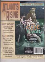 Atlantis Rising Mag Shirley MacLaine's Lemuria Story Sept/Oct 2003 013120nonr