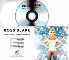 ROSS BLAKE Pretty En Rose - Original Soundtrack 2017 UK 8-trk promo test CD
