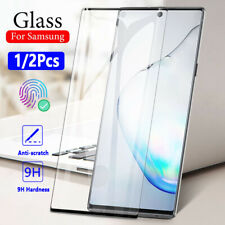 2x Samsung Galaxy Note 10/10 Plus Full Cover 3D Tempered Glass Screen Protector