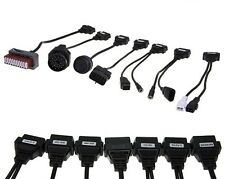 Obd1 obd2 diagnóstico adaptador set 8in1 cars auto automóviles para diagnóstico Interface #f4
