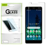 Tempered Glass Screen Protector (2.5D) for NOKIA 3.1 C NOKIA 3.1 A
