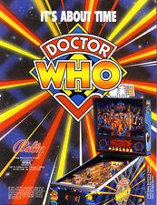 DR. WHO Pinball - Sound Rom Set L-1 [U14, U15, U18] [Bally / Williams] EPROM