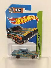 Hot Wheels - 74 Brazilian Dodge Charger 1:64 Scale Die Cast 2015 CFM00