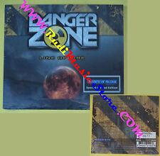 CD DANGER ZONE Line of fire 2011 SIGILLATO germany AVENUE 0677(Xs2) no lp mc dvd