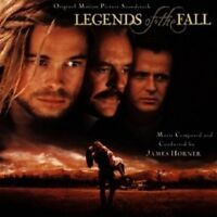 JAMES HORNER (COMPOSER)/OST - LEGENDS OF THE FALL  CD 13 TRACKS SOUNDTRACK  NEU
