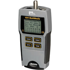 Ideal 33-856 Multimedia Voice, Data And Video Tester (33856)