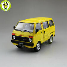 1/18 Toyota DAIHATSU China Tianjin Huali TJ110 Diecast Car Van Model Toy Yellow