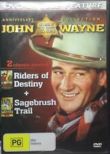 John Wayne Anniversary Collection dvd  Double Feature