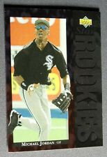 1994 Michael Jordan Star Rookie RC UD Baseball Card #19 Beautiful ecoinsales