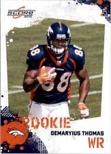 25x Lot 2010 Score #330 Demaryius Thomas Broncos