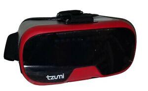 Tzumi Dream Vision Smart Phone VR Virtual Reality Goggles & Ear Buds New No Box