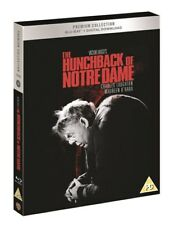 BLU-RAY THE HUNCHBACK OF NOTRE DAME  PREMIUM EXCLUSIVE EDITION NEW UK STOCK