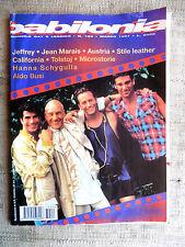 BABILONIA mensile gay e lesbico n.153 marzo 1997 Aldo Busi, Anna Schygulla