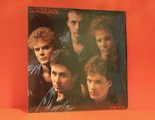 LOVERBOY - KEEP IT UP - COLUMBIA 1983 - IN SHRINK VINYL LP RECORD (A1)