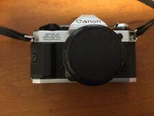 Canon AE-1 Program Film Camera - Black