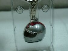 WOW EXTREMELY RARE Helmet Andretti Mario 1995 Indy 500 Keyring 1:12 Minichamps