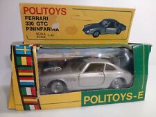 POLITOYS E 1/43 FERRARI 330 GTC PININFARINA RARA #3