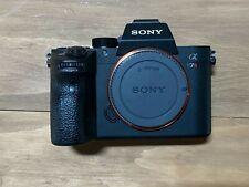 Sony Alpha 7R III 42.4 MP Digital Camera - Black (Body only) [A7R3, A7Riii]