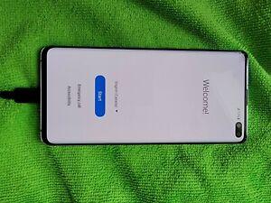 Samsung Galaxy S10+ SM-G975W - 128GB - Prism Black (Unlocked) (Single SIM) (CA)