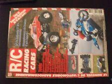 **ma R/C Racing cars n°98 RX 10 T2M / FM1e Thunder Tiger / Trinity Reflex