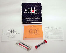 THE SUDOKU GAME - CHALLENGE YOURSELF...OR OTHERS - WINNING MOVES