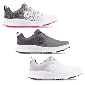 2020 CLOSEOUT FootJoy Women FJ Leisure Spikeless Golf Shoes NEW