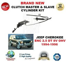 FOR JEEP CHEROKEE ENC 2.5 DT 8V OHV 1994-1996 CLUTCH MASTER + SLAVE CYLINDER KIT