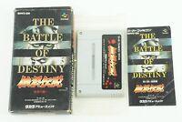 Fatal Fury Garou Densetsu SNES Takara Nintendo Super Famicom Box From Japan