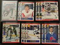 1990 Score Hockey RC LOT Roenick modano primeau hatcher blake nolan(14)card lot