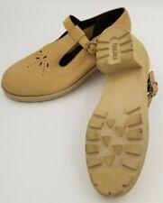 ESPRIT women's shoes sandals Nude Size 8.5 Genuine Leather upper