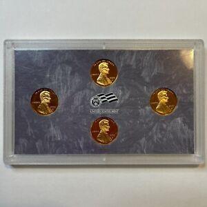 2009 Bicentennial Proof Penny Set Lincoln 4 Penny  U.S. Mint No Box No COA