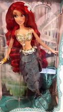 """Disney's Ariel Little Mermaid 17"""" Limited Edition Collectible Doll NRFB NEW MINT"""