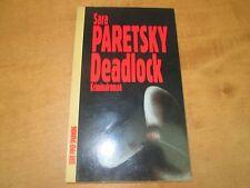 Deadlock  von Sara Paretsky / #a04